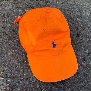 Polo Ralph Lauren Classic Hat Pony Strapback